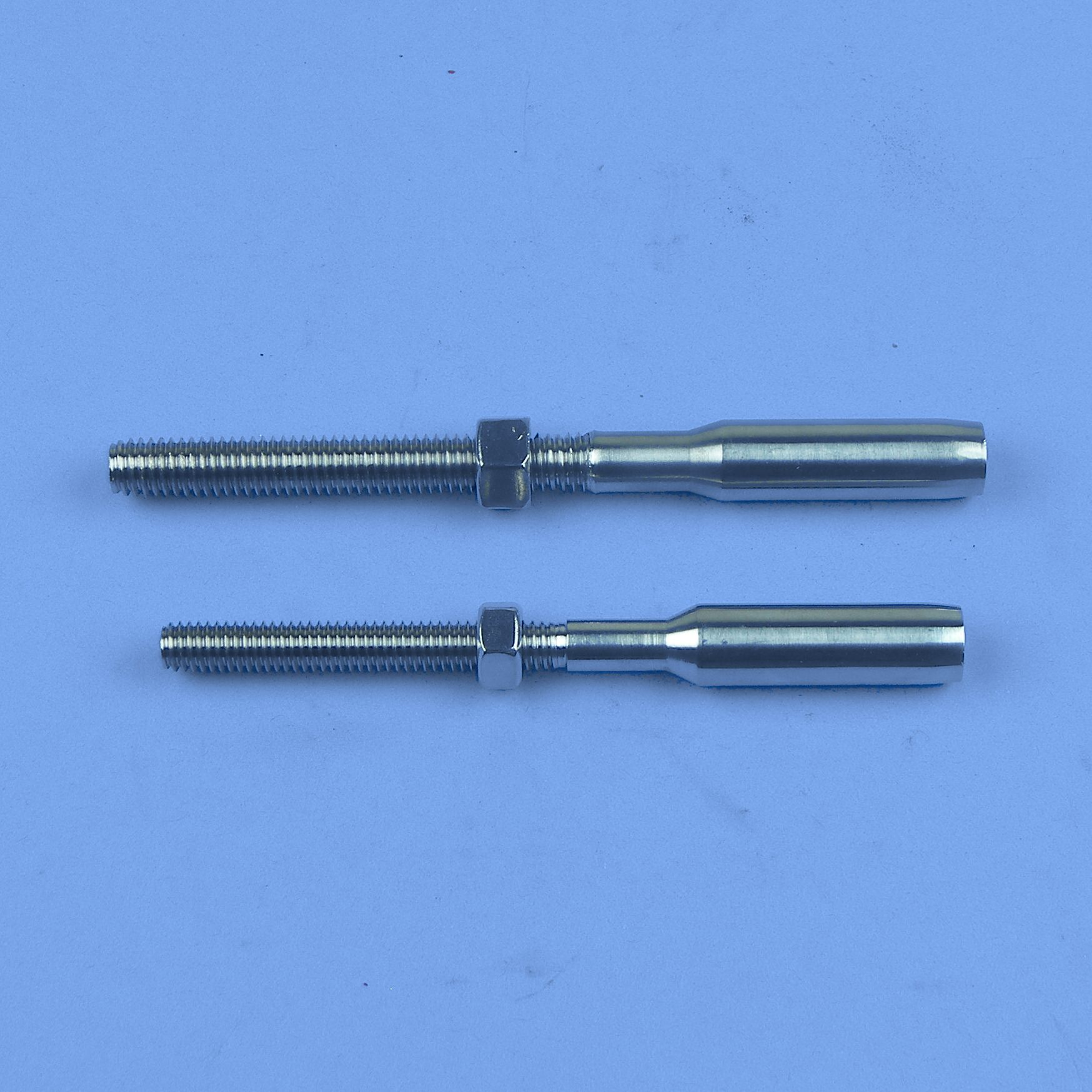 Steel Cable Swage : Safeland industrial supply inc stainless steel lifeline